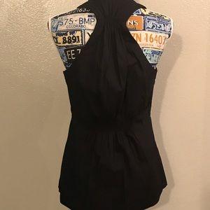 BCBGMaxAzria Tops - BCBG MAXAZRIA Black shirt 👚